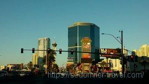 ラスベガスのホテル群