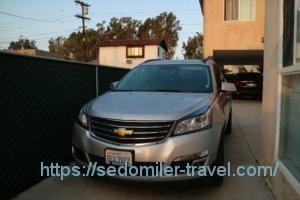 トラバース(Chevrolet Traverse)