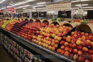Smart & Final Extra!(スマート アンド ファイナル エクストラ)の果物売り場