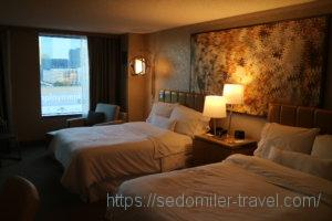 The Westin Las Vegas Hotel & Spa(ザ ウェスティン ラスベガス ホテル カジノ & スパ)の部屋