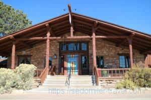 Bright Angel Lodge(ブライト エンジェル ロッジ)